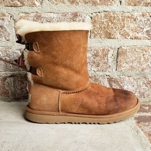 UGG Bow Back Boots
